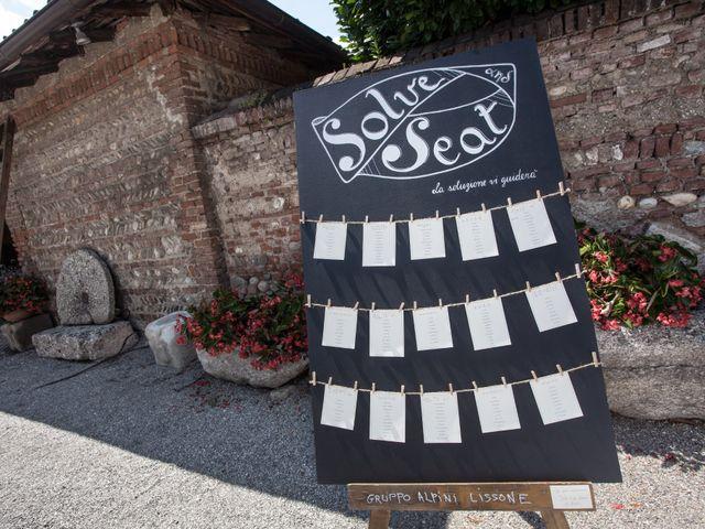Il matrimonio di Andrea e Chiara a Vimercate, Monza e Brianza 55