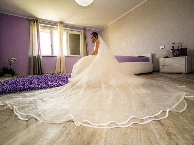 Il matrimonio di Nicola e Irene a Asigliano Vercellese, Vercelli 11