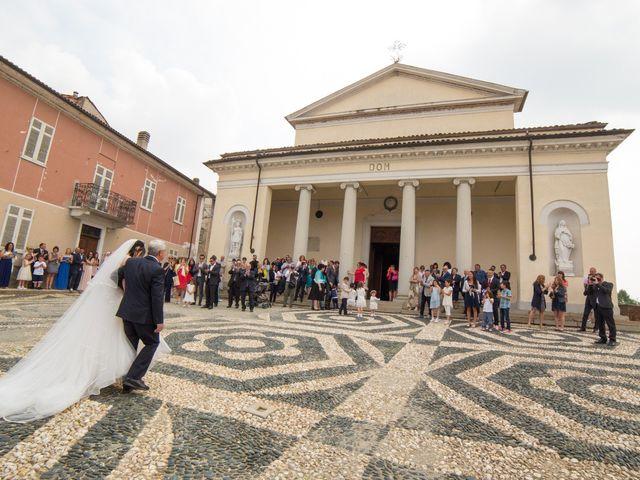 Il matrimonio di Nicola e Irene a Asigliano Vercellese, Vercelli 12