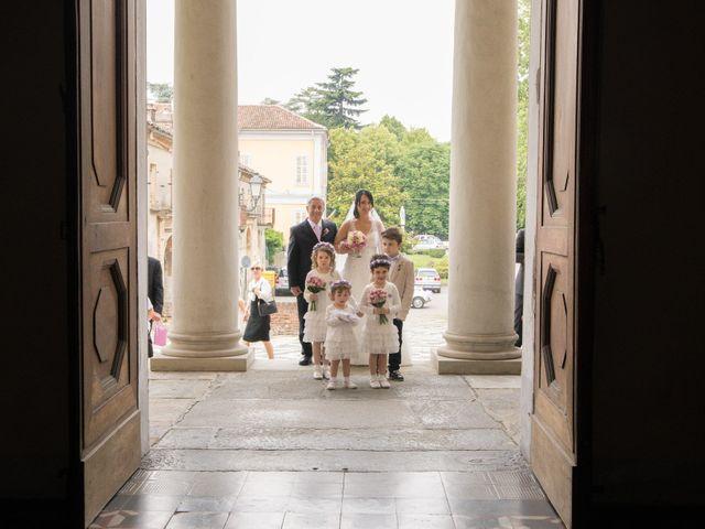 Il matrimonio di Nicola e Irene a Asigliano Vercellese, Vercelli 13