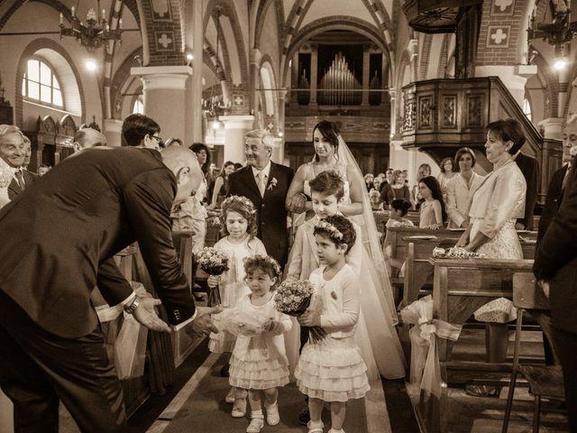 Il matrimonio di Nicola e Irene a Asigliano Vercellese, Vercelli 14
