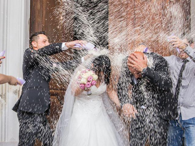 Il matrimonio di Nicola e Irene a Asigliano Vercellese, Vercelli 17