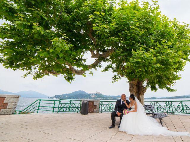 Il matrimonio di Nicola e Irene a Asigliano Vercellese, Vercelli 18