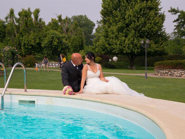 Il matrimonio di Nicola e Irene a Asigliano Vercellese, Vercelli 22