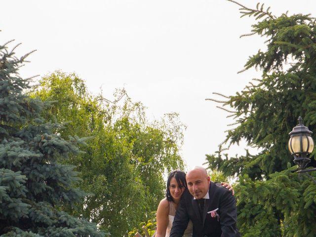 Il matrimonio di Nicola e Irene a Asigliano Vercellese, Vercelli 24
