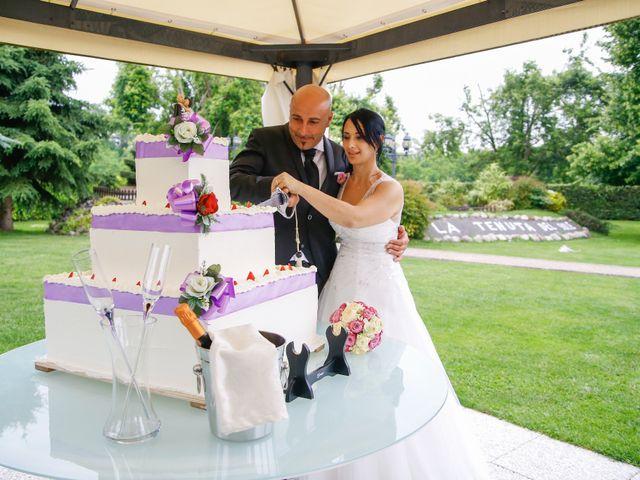 Il matrimonio di Nicola e Irene a Asigliano Vercellese, Vercelli 27