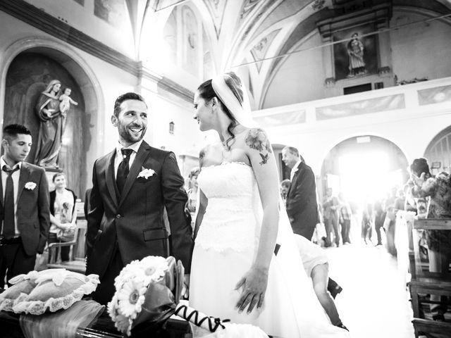Il matrimonio di Sascia e Margherita a Camaiore, Lucca 20