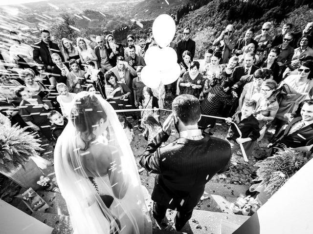 Il matrimonio di Sascia e Margherita a Camaiore, Lucca 33