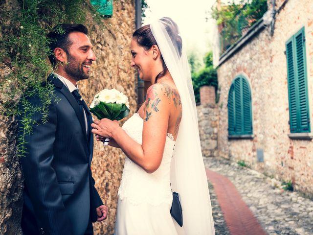 Il matrimonio di Sascia e Margherita a Camaiore, Lucca 1