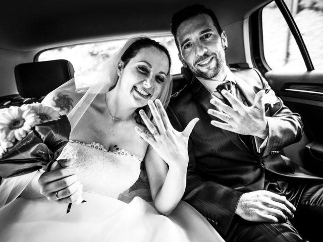 Il matrimonio di Sascia e Margherita a Camaiore, Lucca 35