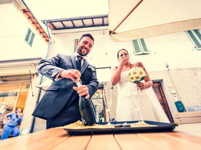 Il matrimonio di Sascia e Margherita a Camaiore, Lucca 36