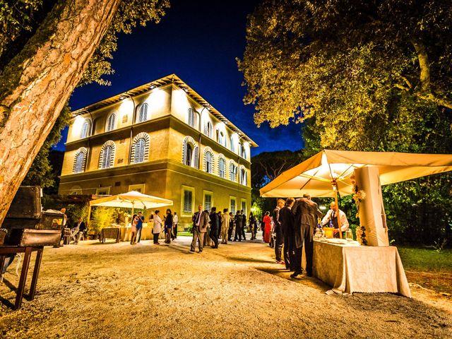 Il matrimonio di Sascia e Margherita a Camaiore, Lucca 43