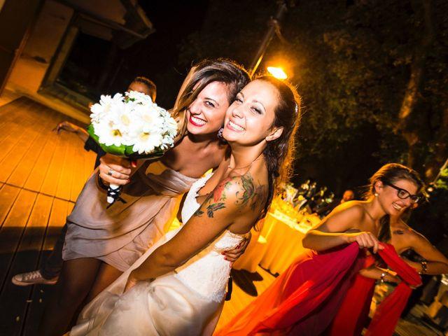 Il matrimonio di Sascia e Margherita a Camaiore, Lucca 53