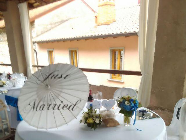 Il matrimonio di Moira e Luca a Casalzuigno, Varese 4