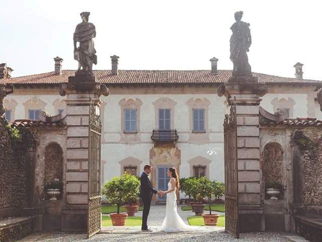 Il matrimonio di Moira e Luca a Casalzuigno, Varese 1