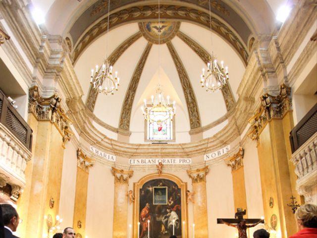 Il matrimonio di Serena e Leonardo a Sant'Angelo Romano, Roma 5