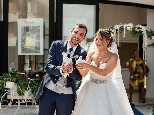 Il matrimonio di Cosimo e Margherita a Taranto, Taranto 15