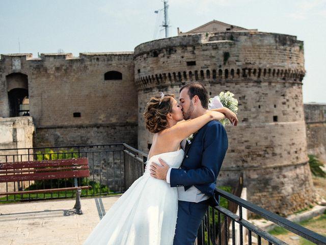 Il matrimonio di Cosimo e Margherita a Taranto, Taranto 17