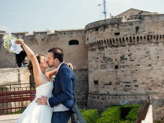 Il matrimonio di Cosimo e Margherita a Taranto, Taranto 18
