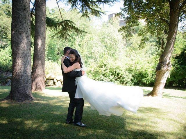 Le nozze di Jasmine e Pier