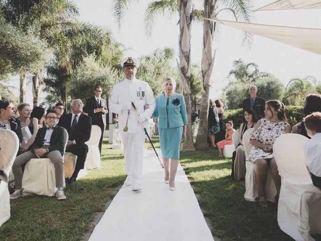 Il matrimonio di Valentina e Riccardo a Belpasso, Catania 17