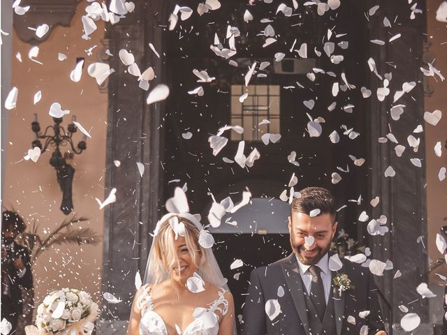 Il matrimonio di Susanna e Pietro a Napoli, Napoli 29