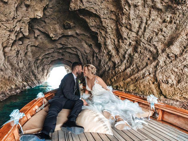Il matrimonio di Susanna e Pietro a Napoli, Napoli 1