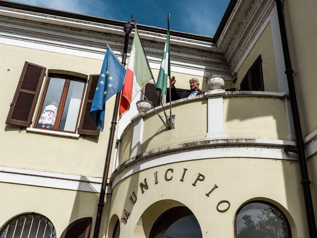 Il matrimonio di Bruno e Ombretta a Vermezzo, Milano 11