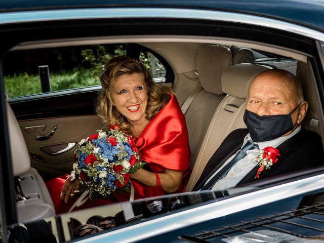 Il matrimonio di Bruno e Ombretta a Vermezzo, Milano 12