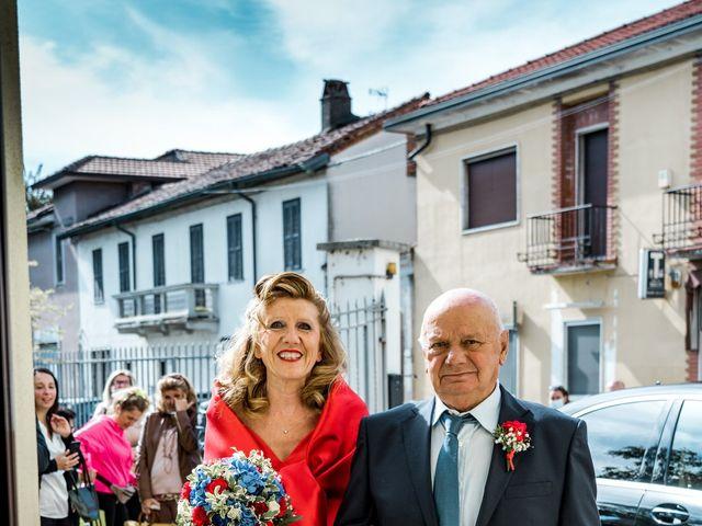 Il matrimonio di Bruno e Ombretta a Vermezzo, Milano 13