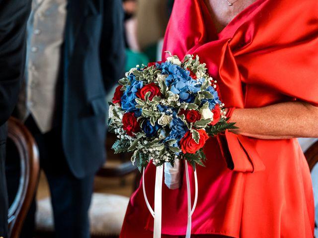 Il matrimonio di Bruno e Ombretta a Vermezzo, Milano 18