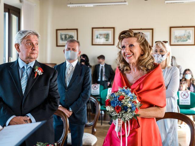 Il matrimonio di Bruno e Ombretta a Vermezzo, Milano 19