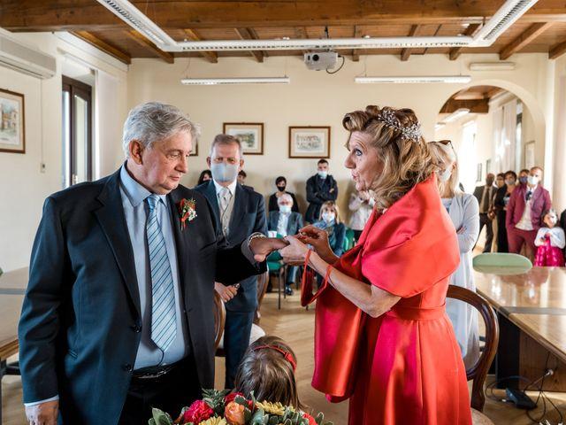 Il matrimonio di Bruno e Ombretta a Vermezzo, Milano 23