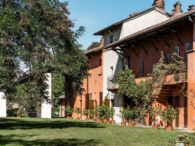 Il matrimonio di Bruno e Ombretta a Vermezzo, Milano 32