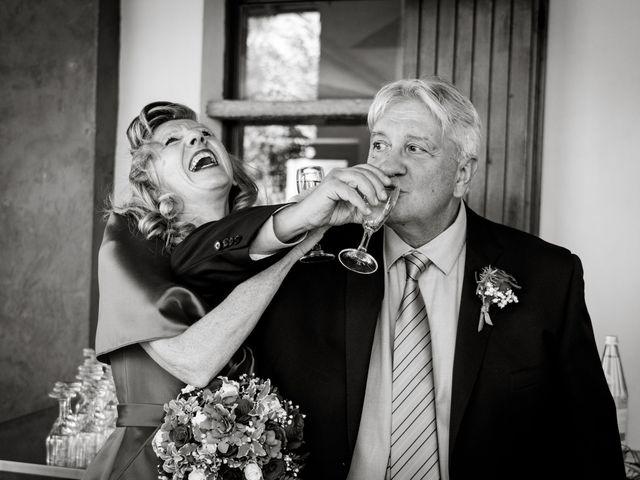 Il matrimonio di Bruno e Ombretta a Vermezzo, Milano 2