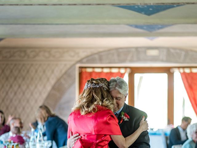Il matrimonio di Bruno e Ombretta a Vermezzo, Milano 42