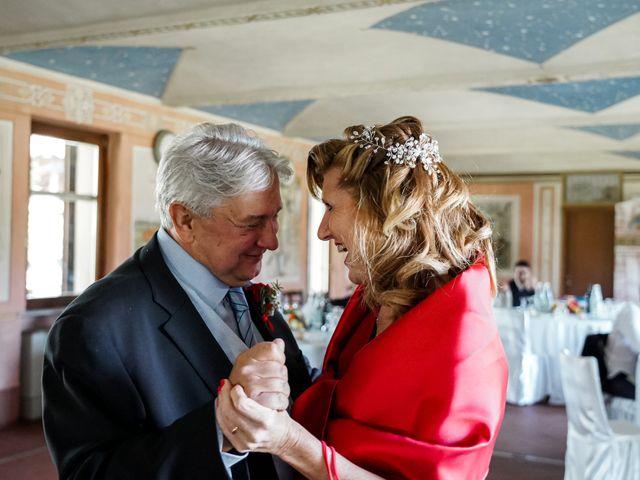 Il matrimonio di Bruno e Ombretta a Vermezzo, Milano 43