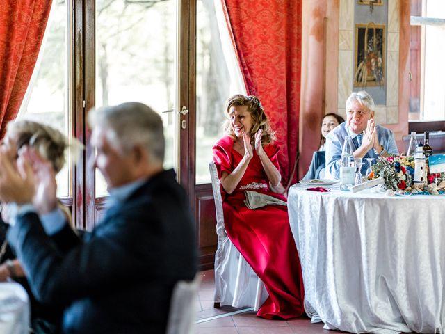 Il matrimonio di Bruno e Ombretta a Vermezzo, Milano 46