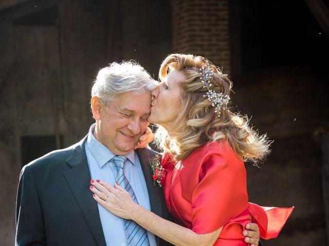 Il matrimonio di Bruno e Ombretta a Vermezzo, Milano 57
