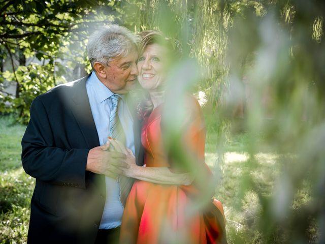 Il matrimonio di Bruno e Ombretta a Vermezzo, Milano 58