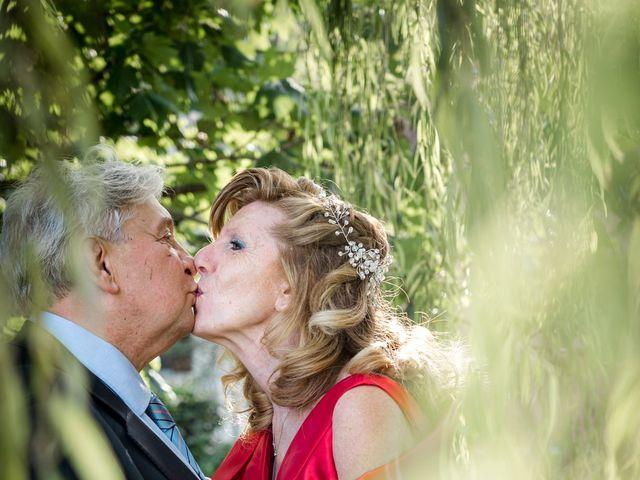 Il matrimonio di Bruno e Ombretta a Vermezzo, Milano 60