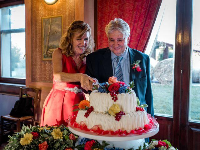 Il matrimonio di Bruno e Ombretta a Vermezzo, Milano 62