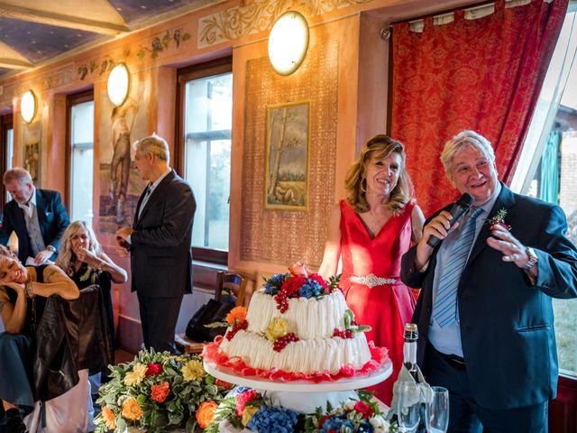 Il matrimonio di Bruno e Ombretta a Vermezzo, Milano 63