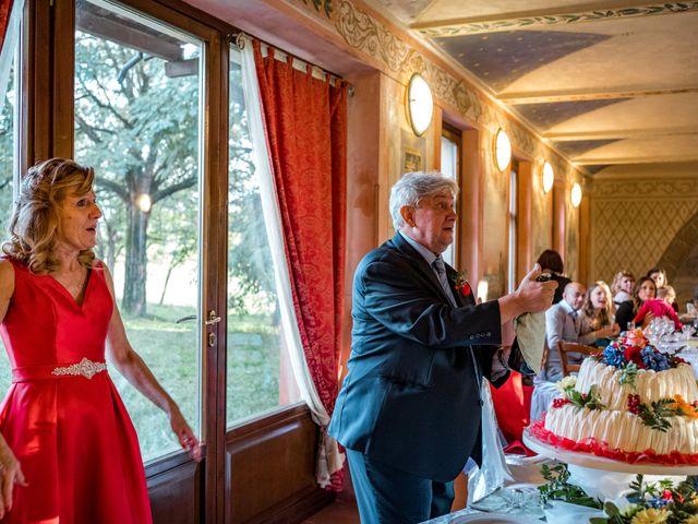 Il matrimonio di Bruno e Ombretta a Vermezzo, Milano 65