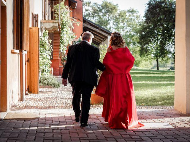 Il matrimonio di Bruno e Ombretta a Vermezzo, Milano 70