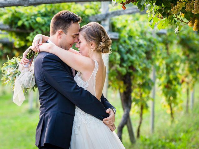Il matrimonio di Gabriele e Anna a Viverone, Biella 1