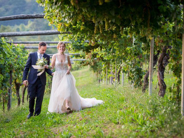 Il matrimonio di Gabriele e Anna a Viverone, Biella 11