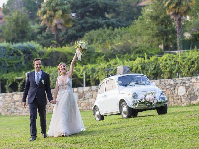 Il matrimonio di Gabriele e Anna a Viverone, Biella 12