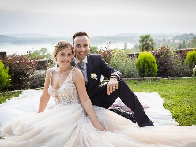 Il matrimonio di Gabriele e Anna a Viverone, Biella 13