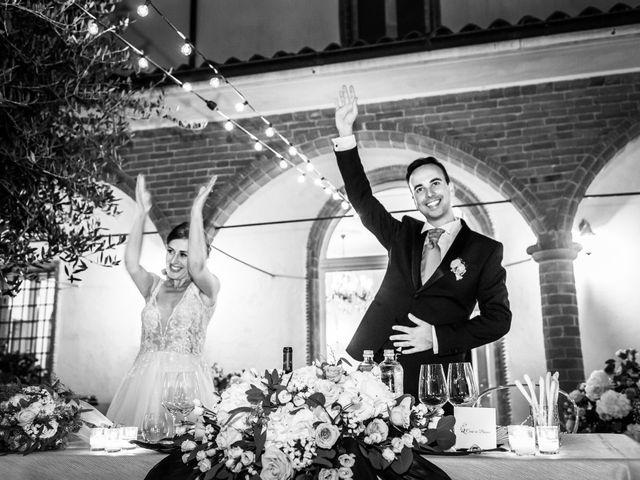 Il matrimonio di Gabriele e Anna a Viverone, Biella 16